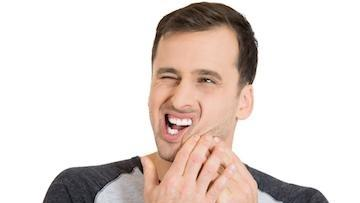 Top Dentist in Missoula | Man with Toothache